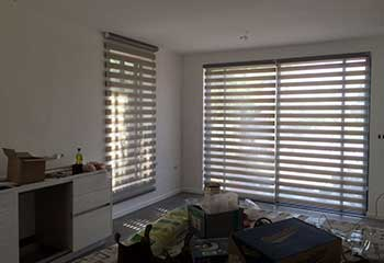 Faux Wood Blinds | Newport Center | Costa Mesa CA Blinds & Shades