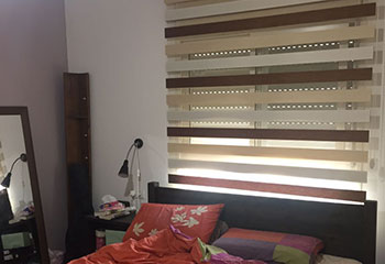 Faux Wood Blinds Project | Costa Mesa Blinds & Shades, LA