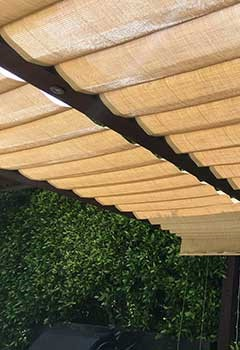 Exterior Shades For Balboa Patio
