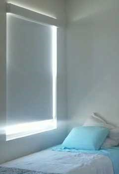 Wi-Fi Motorized Blinds For Turtle Rock Home