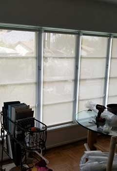 Safety Motorized Shades In Newport Beach